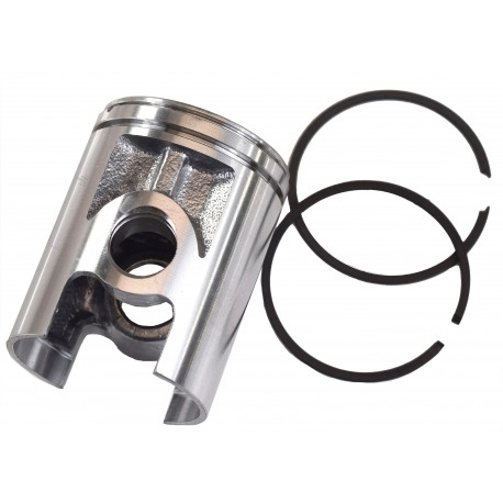 PISTON COMPLET NRG 50 sans segments 39mm 3.5cv