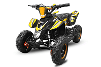 POCKET QUAD MADOX DELUXE 49CC 6 POUCES 2 TEMPS E-START