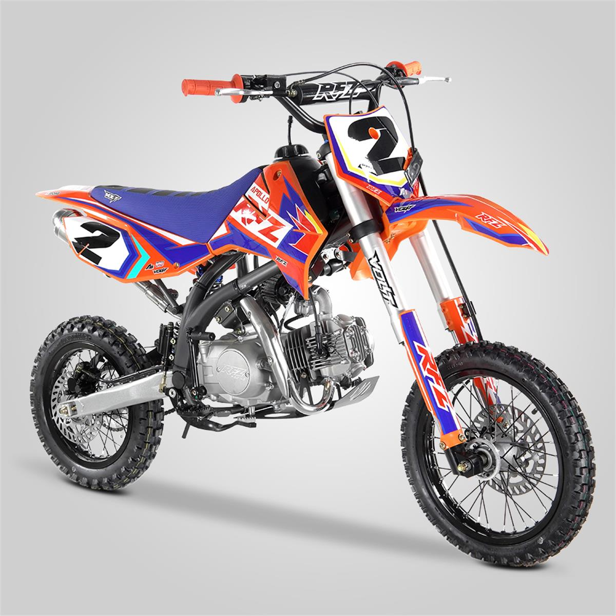 Dirt Bike APOLLO RFZ OPEN 125 12/14 2020