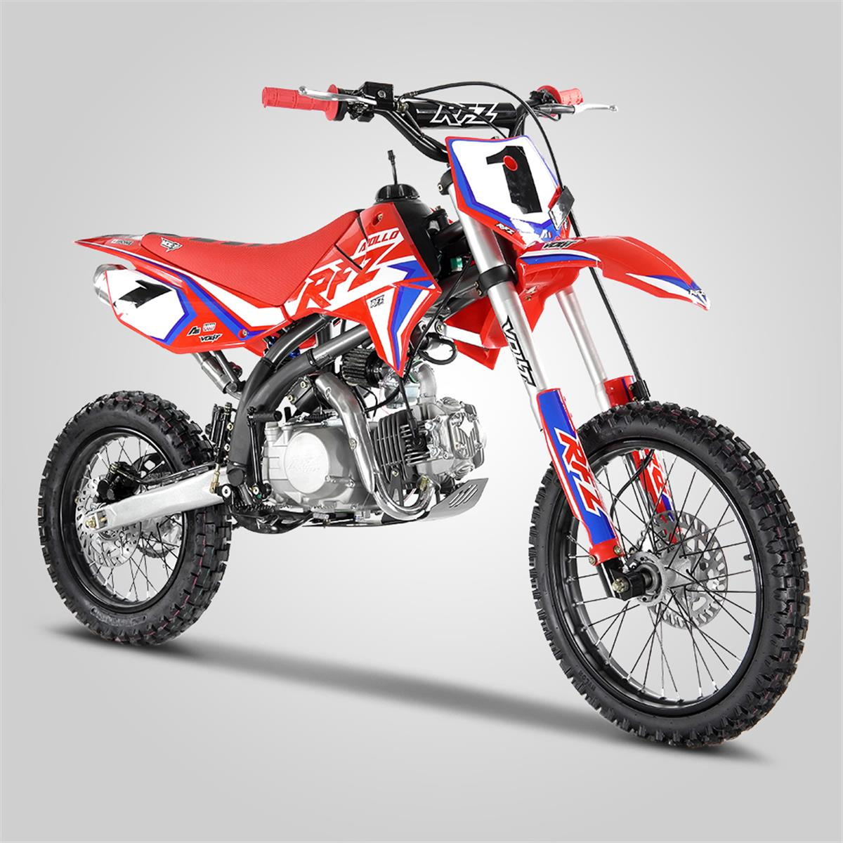 DIRT BIKE APOLLO RFZ OPEN ENDURO 125 14/17 2020