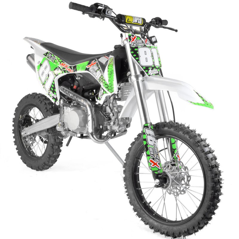 DIRT BIKE 140CC XTR-140-FACTORY 14-17 MX