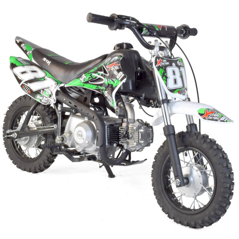 DIRT BIKE 90 MINI SEMI AUTOMATIQUE XTREM FACTORY ORION ref : M90SEMI2017+411188