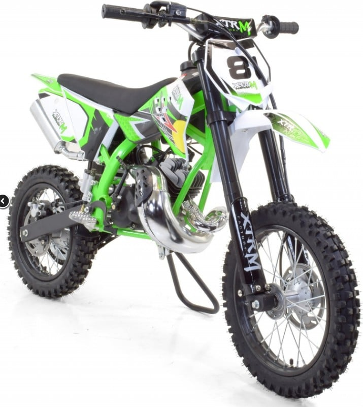 DIRT BIKE NRG 50 14/12 POUCES XTREM 2 Temps 9cv