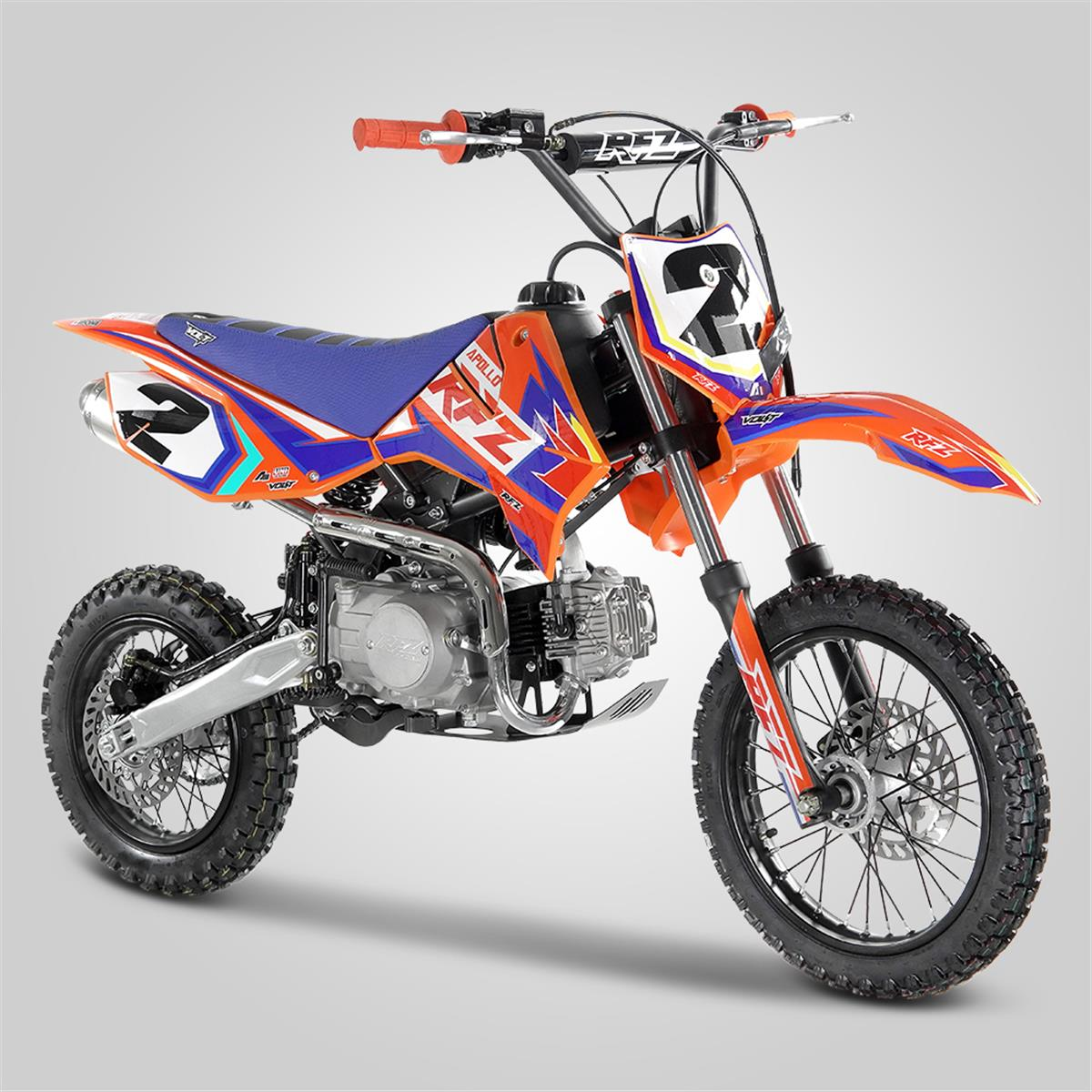DIRT BIKE APOLLO RFZ ROOKIE 125 12/14 2020