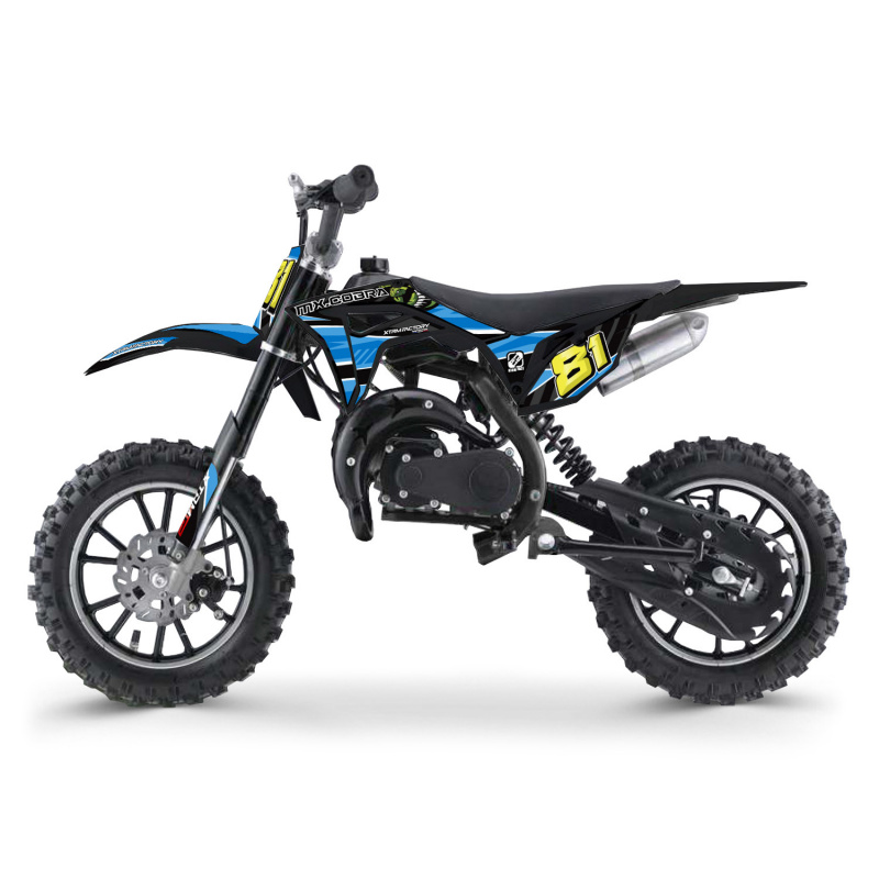POCKET CROSS MX COBRA 10 POUCES 49CC EASY START