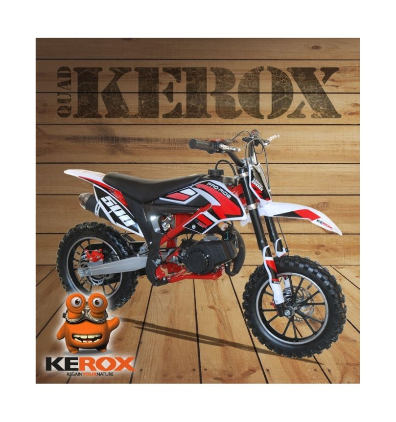 POCKET CROSS KEROX MICO 49CC 10 POUCES