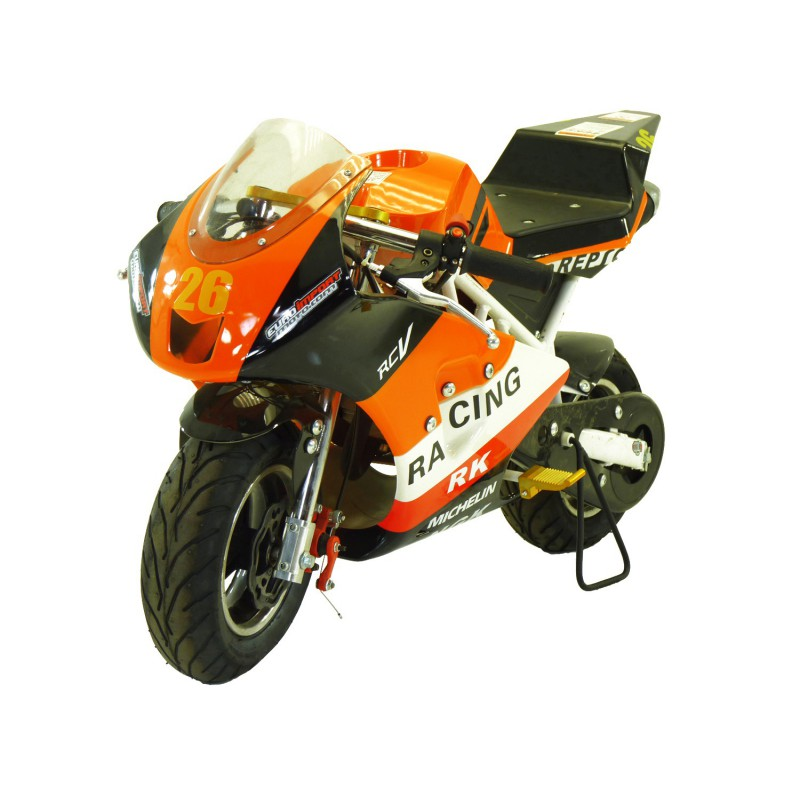 Pocket bike Racing Repsol XTR 49CC  2 Temps