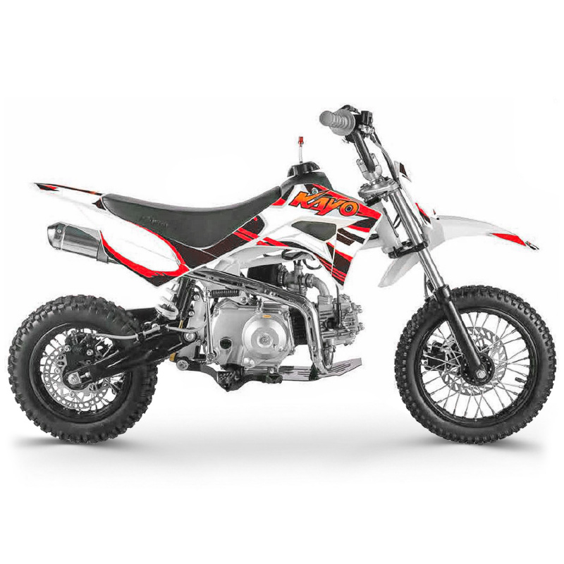 Dirt Bike 90cc KAYO TT90 12-10p semi auto