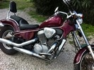 HONDA SHADOW 600CC OCCASION