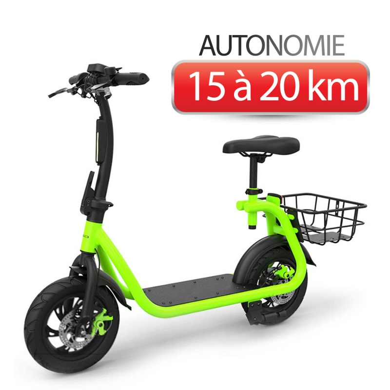 TROTTINETTE ELECTRIQUE BEACH 36V 350W 4.4AH LITHIUM