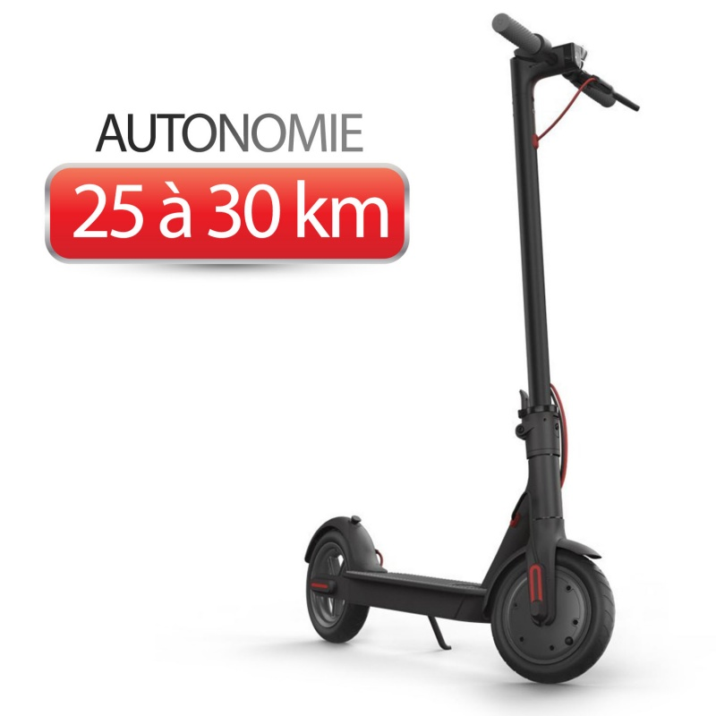 TROTTINETTE ELECTRIQUE 250W 36V BATTERIE LITHIUM 6.6AH CITY-ONE