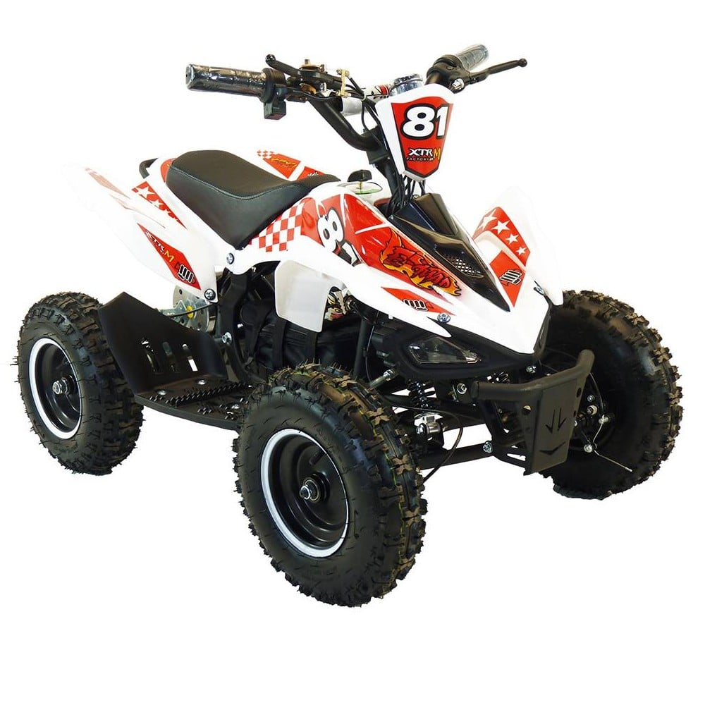 POCKET QUAD 500W  XTR 2017